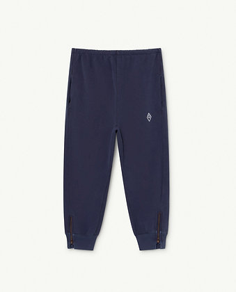 The Animals Observatory Panther Kids Trousers (Deep Blue Logo)