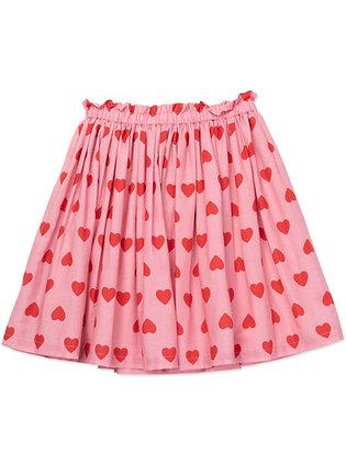 Bonton/Bonbon Heart Skirt (Coeur Rouge)