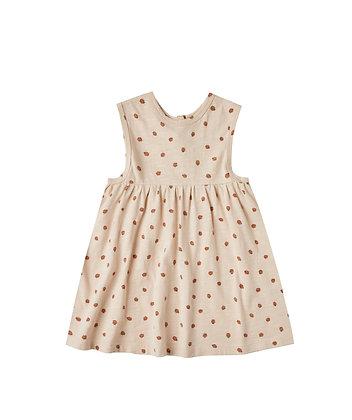 Rylee + Cru Ladybugs Layla Dress (Shell)