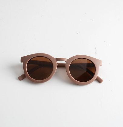 Grech & Co. Sustainable Sunglasses (Child - Burlwood)