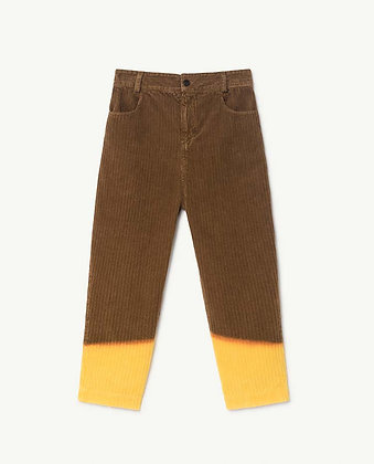 The Animals Observatory Elephant Kids Pants (Brown)