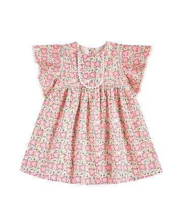 Louise Misha Christina Dress (Pink Meadow)