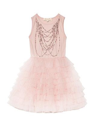 Tutu Du Monde Precious Pearl Tutu Dress (Porcelain Pink)