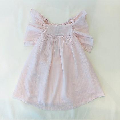Bonton/Bonbon Classic Dress (Rose)