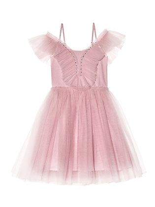 Tutu Du Monde Flitting Tutu Dress (Geranium)