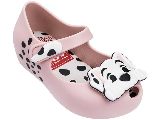 Mini Melissa Ultragirl + 101 Dalmatians (Pink)
