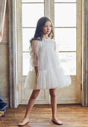 Love By Nellystella Alice Dress (Bright White)