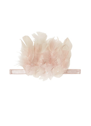 TUTU DU MONDE FEATHERED THORNS HEADBAND (SHORTCAKE)