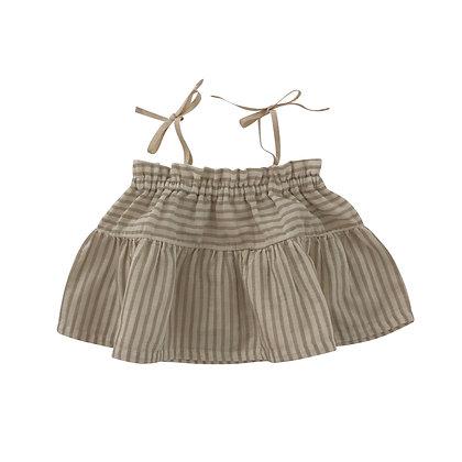 Liilu Ada Top (Sandy Stripes)