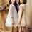 Thumbnail: Love By Nellystella Alice Dress (Bright White)