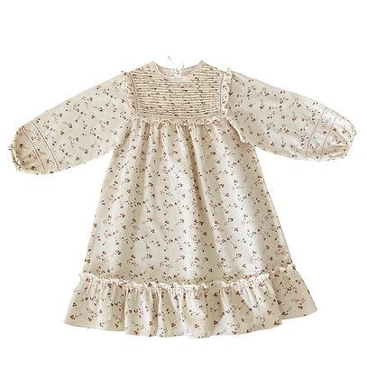 Liilu Liana Dress (Floral)