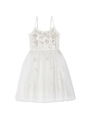 Tutu Du Monde Strawberry Fields Tutu Dress (Milk)