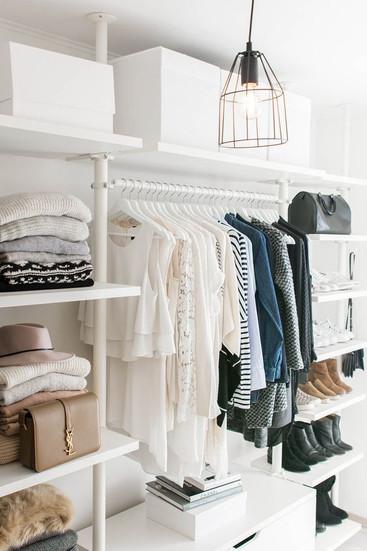 ¿Cómo organizar tu armario para la nueva temporada?