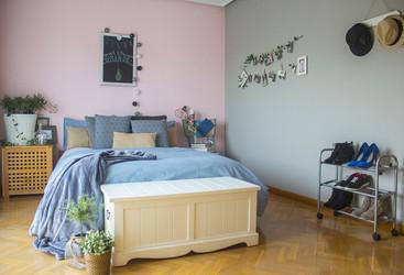 La Habitación de Marta con los colores Pantone.