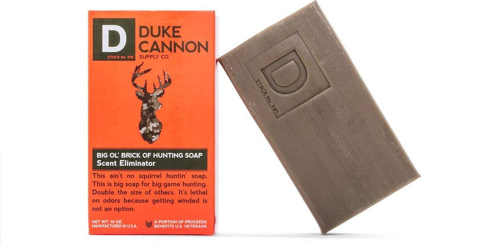 Big Ol' Brick of Hunting Soap