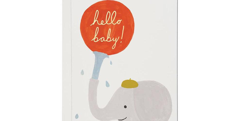 Hello Baby! Card