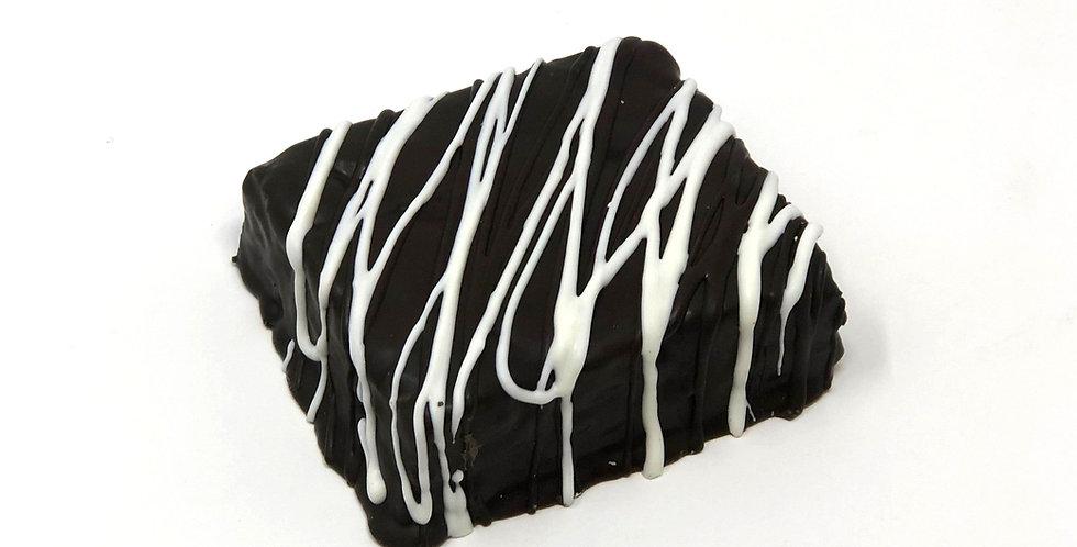 Dark Chocolate Rice Krispie Treat