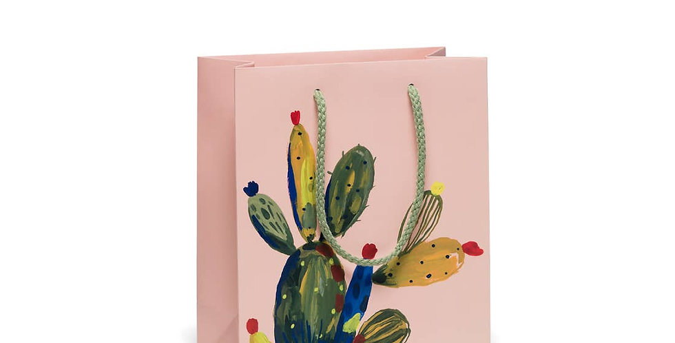 Cactus Rose Bag