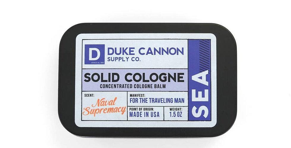 Solid Cologne - Sea
