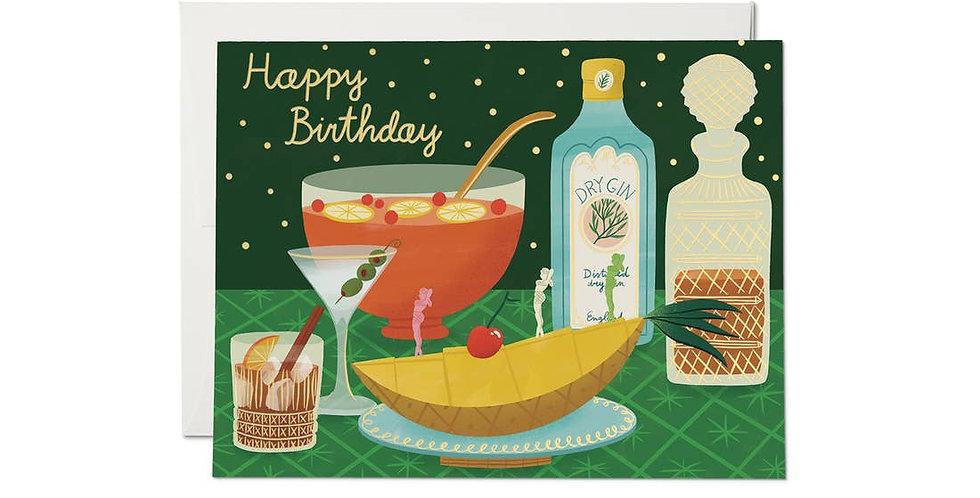 Boozy Birthday