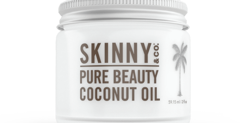 Pure Beauty Coconut Oil 2 oz