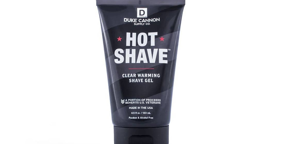 Hot Shave