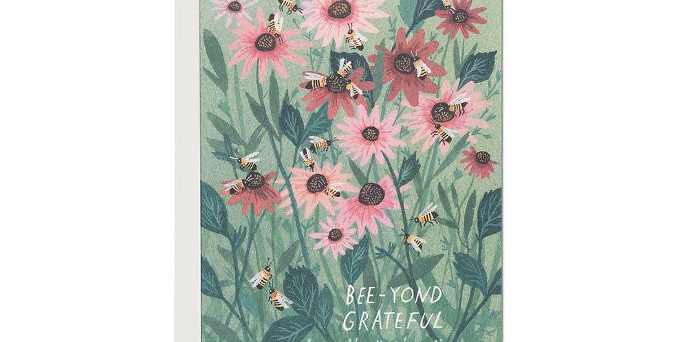 Bee-yond Grateful - Set of 8