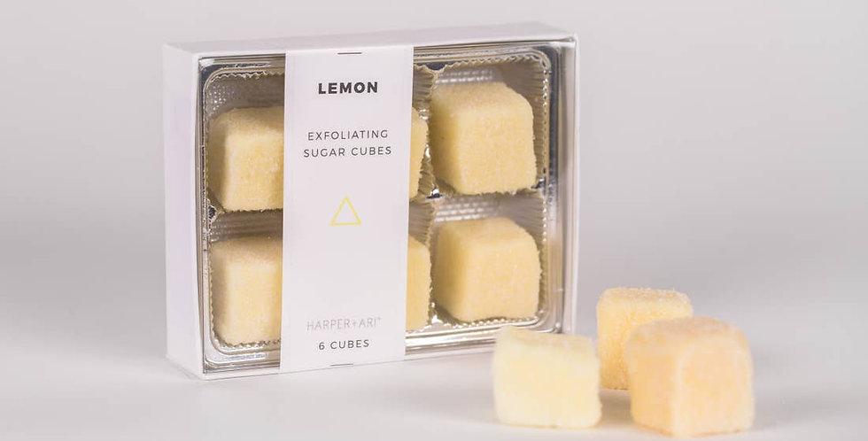 Lemon Sugar Cubes Gift Box