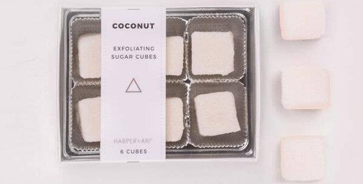 Coconut Sugar Cubes Gift Box