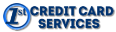 1st credit card service