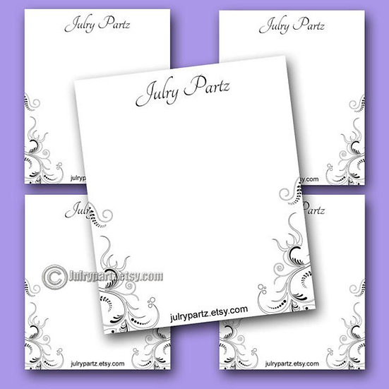 LE FEMME•Custom Cards•Labels•Earring Display•Clothing Tags