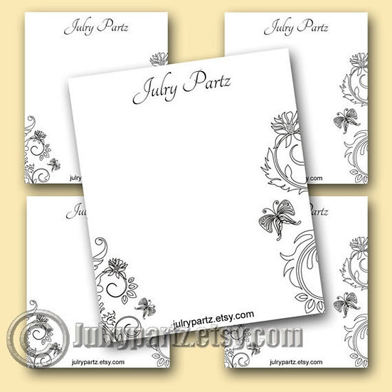 SUMMER•Custom Cards•Labels•Earring Display•Clothing Tags