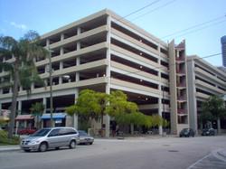 Ft Lauderdale Parking Garage