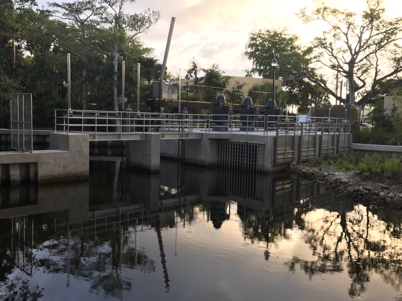 Pump Station: City of Oakland Park
