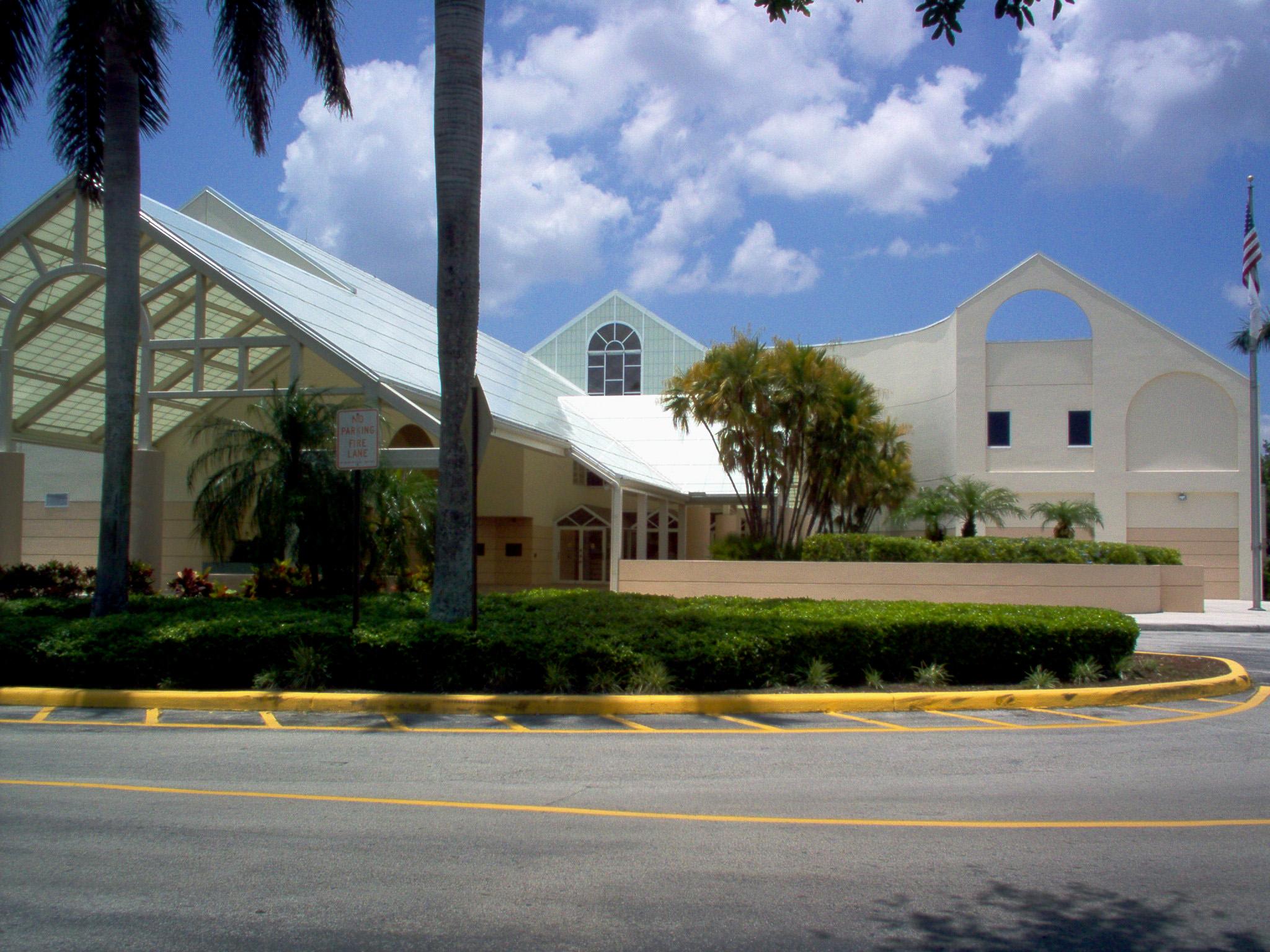 Tamarac City hall 2 a