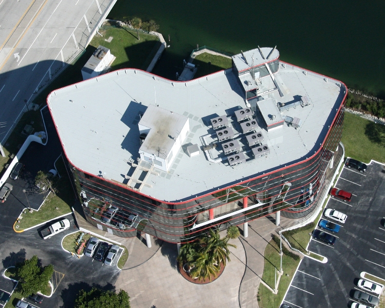 Port Everglades Admin Building 1