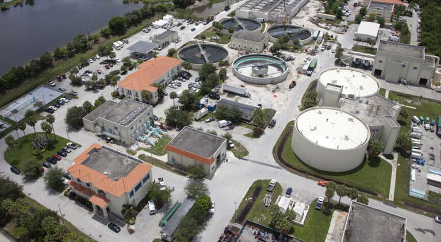 Miramar: Water Treatment Plant