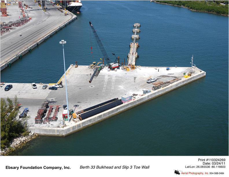 Port Everglades: Berth 33
