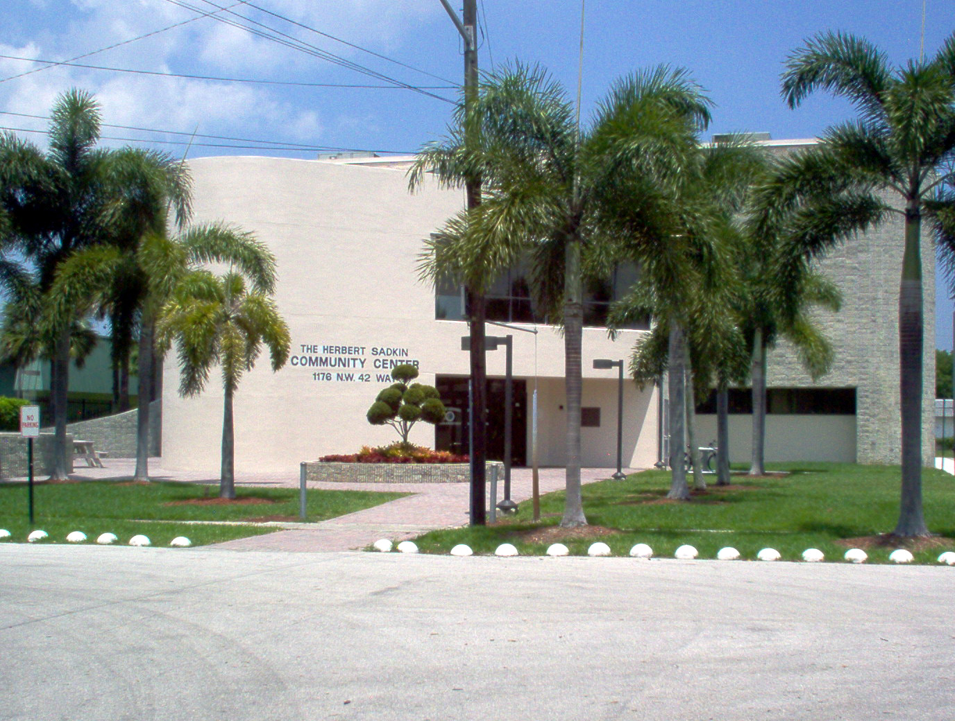 The Herbert Sadkin Community Center