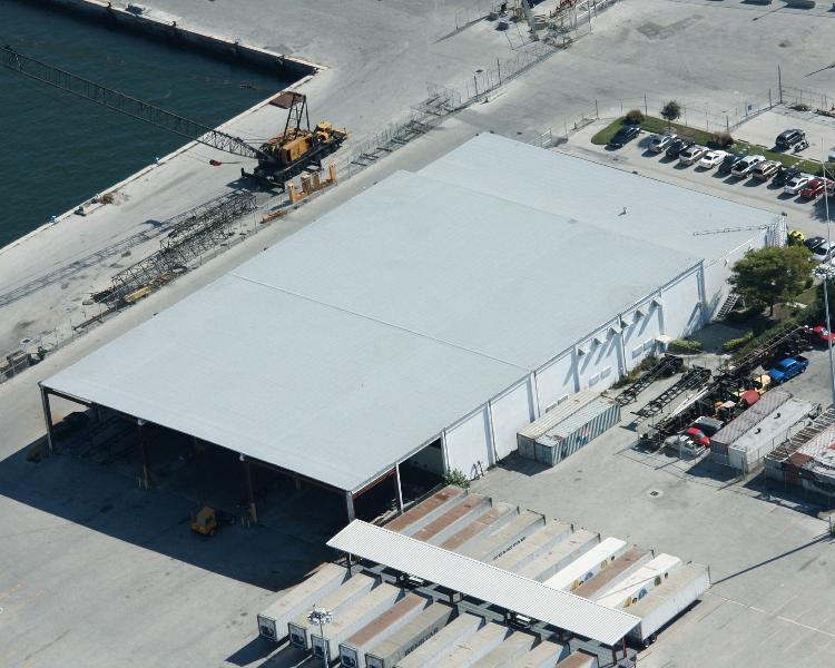 Port Everglades: Terminal 28