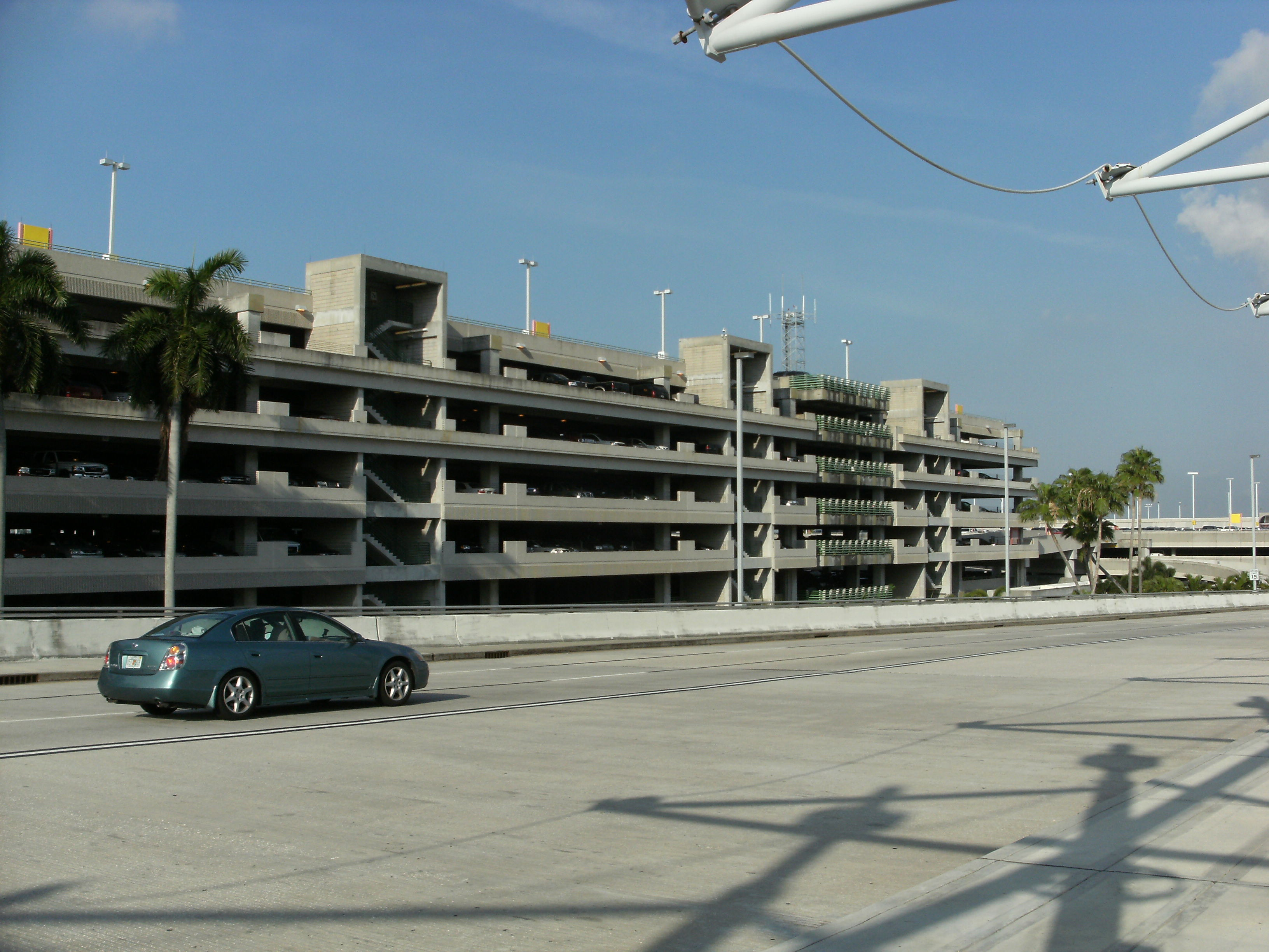 Hibiscus Parking Garage