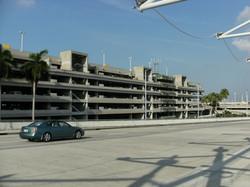 Hibiscus Parking Garage