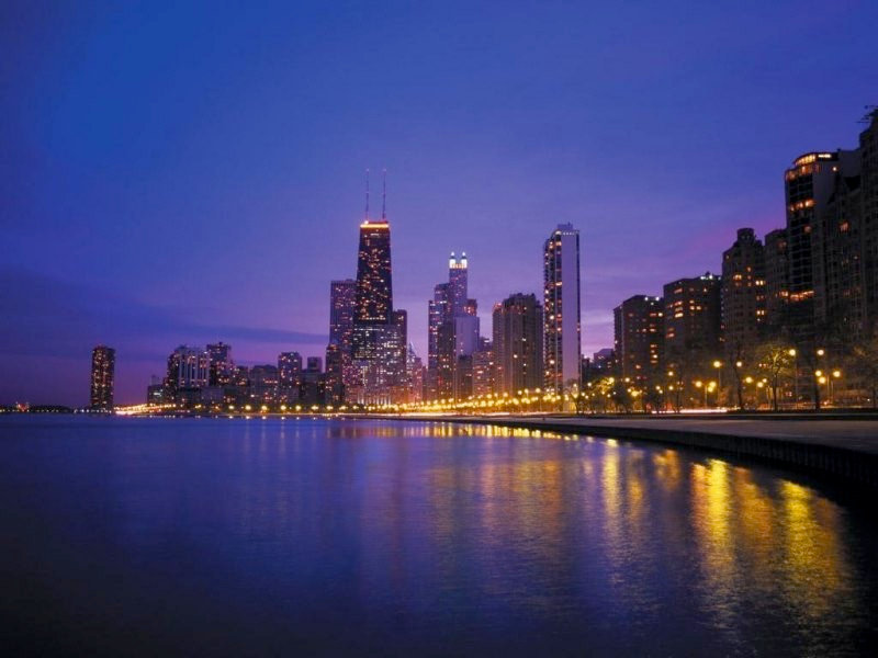 Picture of the Chicago Skyline
