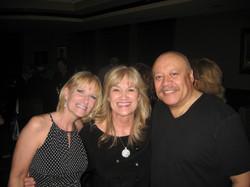 Kathleen, Vic and Jillian