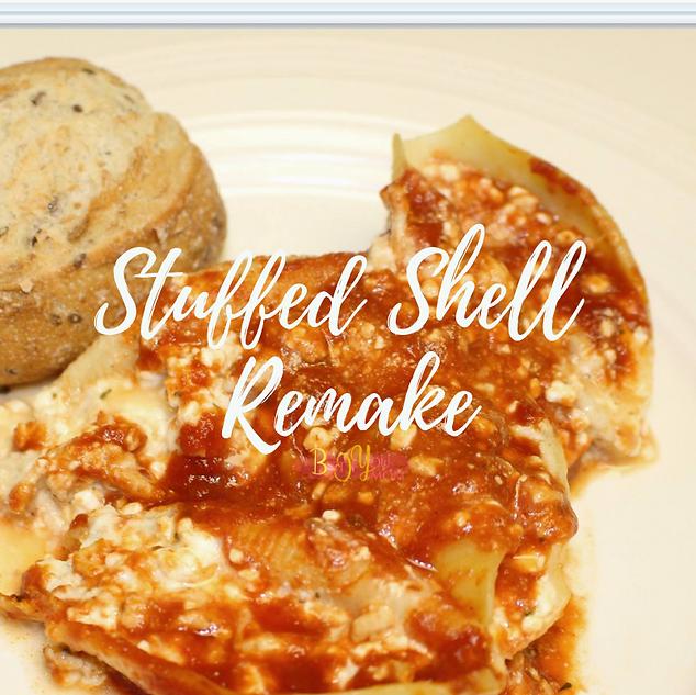 Stuffed Shell Remake