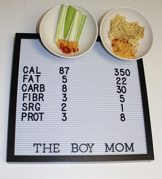 Hummus Comparison