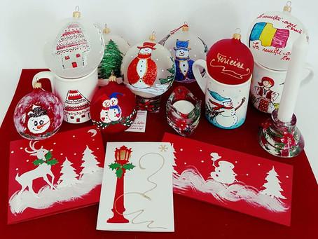 De sezon: Decorațiuni pentru Crăciun