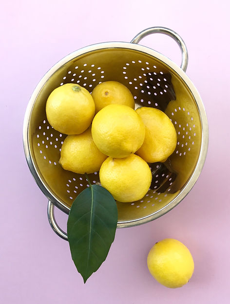 Lemons michelle radley nutritionist