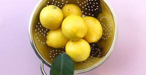 Lemon - Fresh or pre-bottled?