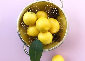 Let's Make Lemonade out of Lemons